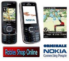 Nokia 6210 Navigator Black (Senza SIM-lock) Smartphone UMTS GPS mp3 molto bene
