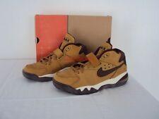 Original Nike Air Force Max Leather wheat CB 34 barkley one talla: us: 8/41 nuevo