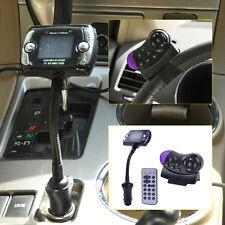 Wireless Handsfree Car Bluetooth MP3 Player Steering FM Transmitter Modulator