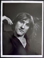 Photo Yousuf Karsh - Gerard Depardieu - Baryté 30x40 - 1982 -