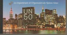 ONU, Carnet de timbres neuf MNH, bien