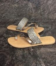 Free People Merida Sandals Coconuts By Matisse Size 7 New