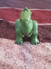 Disney Toy Story Pixar Rex Walking / Talking Pull String Dinosaur