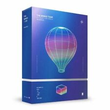 BTS -  2017 LIVE TRILOGY EPISODE 3, WINGS TOUR IN SEOUL: DVD with POSTER, SEALED