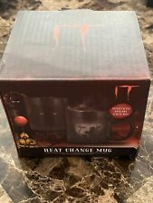 IT Pennywise Heat Changing Mug Thermo Reactive 10.1oz Paladone