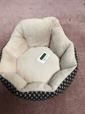 Haustierbett für Hund, Katze & Haustier Kissen Sofa Körbe Hundebett Waschbar