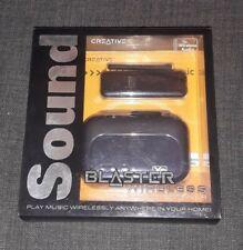 Creative Sound Blaster USB Wireless Audio Transmitter/Receiver 4 iTunes SB1170