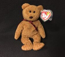 Extremely Rare Ty Beanie Babies Curly Read Listing For Errors Tag Cover Included