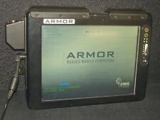 Wireless DRS Armor X10 Tablet Fully Rugged w/ Intel C2D 1.2GHz U2500 1GB Ram