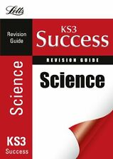 Science: Revision Guide (Letts Key Stage 3 Success),Emma Poole, Hannah Kingston