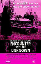 Encounter With the Unknown - 1973 - Movie Poster