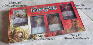 Force of Will - Faria the Sacred Queen, Melgis the Flame King Duel Deck ~~~~ NEW