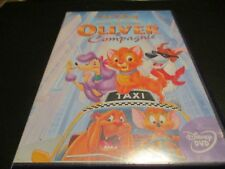 "DVD ""OLIVER & ET COMPAGNIE"" Edition Francaise Disney N°32"