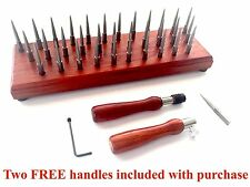 Sakakeeny Bassoon Drying Rack-2 FREE Handles30+4 HEX based REMOVABLE Pins-PADAUk