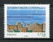 Timbres premier jour français architecture