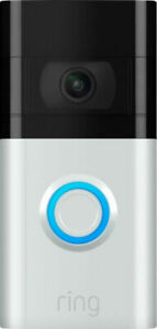 NEW!!! Ring Video Doorbell 3 – Enhanced WIFI, Improved Motion Detection