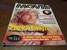 Jan/Feb 1992 Australian *MOVIE MAGAZINE* Point break & more includes Highlander