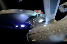 Custom USS Enterprise NCC-1701 Refit/A Complete LED Light/Sound System