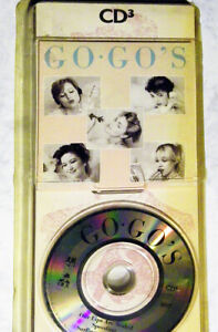 GO-GO´S (BELINDA CARLISLE) Our Lips Are Sealed .1988 3inch Maxi OVP Blister-Pack