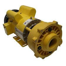 Coast Spas - Waterway Executive 5HP, 14amp Yellow Pump - 3722020-6310