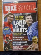 21/04/2006 Take Sport: The Uk's Top Betting Guide. Issue 6, FA Cup Semi-Final Li