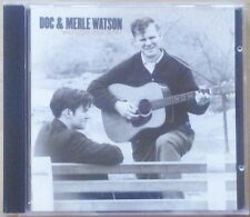Doc and Merle Watson - Watson Country (CD)