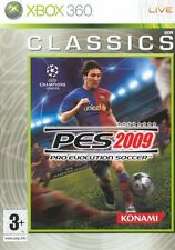 Pro Evolution Soccer 2009 Classics XBOX360 - totalmente in italiano