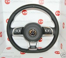 ORIGINAL VW  GOLF 7 VII SCIROCCO GTD MULTIFUNKTIONS LENKRAD MIT AIRBAG