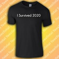 I Survived 2020 T-Shirt | 2020 | Worst Year of All Time