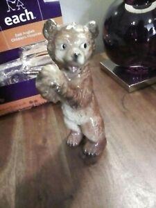 Goebel 1950's Bear Figurine