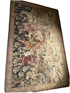 arazzo da parete antico