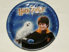 HARRY POTTER MOVIE-   8- PAPER DESSERT PLATES-    PARTY SUPPLIES