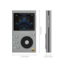"""Adattatore Lettore MP3, lettore musicale ad alta risoluzione 8 GB, 2"""" LCD, leggermente usato"""