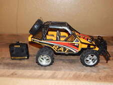 New Bright Rat 500RT Buggy 1:15 Scale Yellow/Black RC Remote Control Car WORKS!