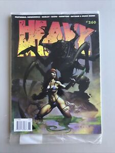 Heavy Metal Magazine #260, Factory Sealed - NEW