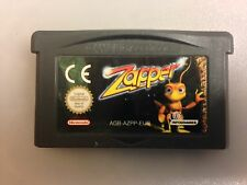 Zapper GBA Genuine Nintendo With Stamp 41 AGB-AZPP-EUR
