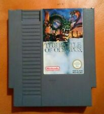 RARE NES GAME THE BATTLE OF OLYMPUS TESTED NINTENDO ENTERTAINMENT SYSTEM LOVELY