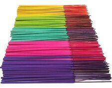 40 Sticks small incense Thai aroma,  jasmine Lotus Lavender Citronella Ocean