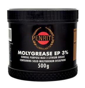 Penrite Molygrease EP 3% - 500G