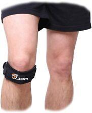 Multi Sport Compression Knee Pads Support Strap Knee Brace Band Adjustable Patel