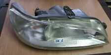 Peugeot 306 Headlight Right Yr. 97-01 with Actuator Lwr