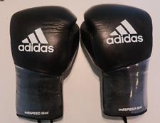Adidas AdiSpeed 16oz lace-up Boxing Gloves