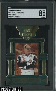 1999 Press Pass Die-Cut Cup Chase Prizes Dale Earnhardt SGC 8 NM-MT