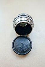 """Bell & Howell Super Comat 1"""" 25mm f1.9 Cine Lens C MOUNT Bolex 16mm BMCC"""