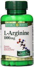 Natures Bounty L-arginine 1000mg Tablet 50ct