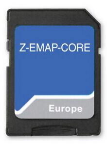 Zenec Z-Emap-Core GPS Software Ue 47 Países Micro SD Para Zenec Z-E1010