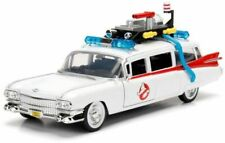 JADA TOYS 99731 CADILLAC ECTO 1 from the 1959 GHOSTBUSTERS film 1:24th scale