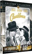 Collector 2 DVD : CASABLANCA [ Humphrey Bogart, Ingrid Bergman ] NEUF cellophané