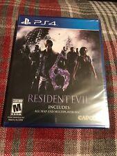 Resident Evil 6 Sony PlayStation 4 2016
