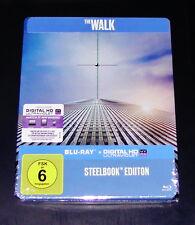 THE WALK STEELBOOK EDICIÓN BLU-RAY ENVÍO RÁPIDO NUEVO Y EMB. ORIG.